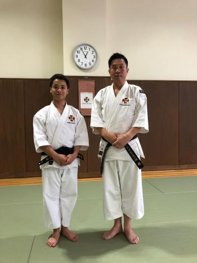 Yagi Yasumitsu sensei